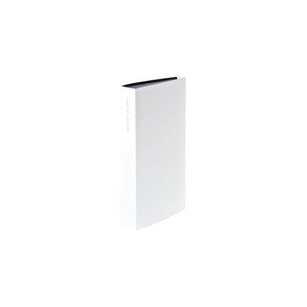 ナカバヤシ CTPL-300-W L判 超透明ポケットアルバム 312枚収納 ホワイト