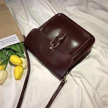 ワインショルダーバッグ・3カラー・ハンドバッグ・大容量・新型バッグ・韓国風・送料無料・おすすめ・おしゃれ・レディースファッション
