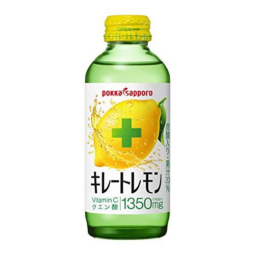 ポッカサッポロ キレートレモン 155ml24本155ml×24本