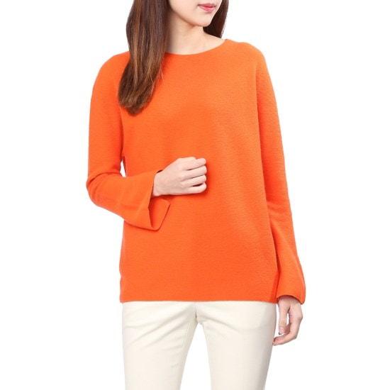 オンエンオンシルエットがきれいなニートNK7WP493 ニット/セーター/韓国ファッション