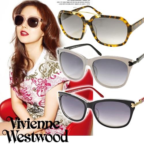 【選べる7色】 ヴィヴィアン ウエストウッド Vivienne Westwood サングラス vwglass 【Luxury Brand Selection】