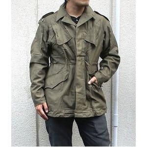 オランド軍放出 NATOジャケット未使用デットストック オリーブ L相当 ds-1726117