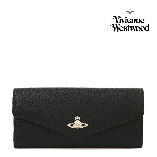 [ビビアンウェストウッド][公式ストア]女性ジャン財布BALMORAL 321512 財布/レディース財布/ベルト/財布/韓国ファッション