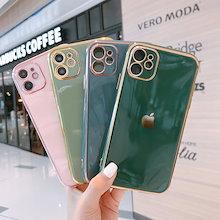 韓国人気のiphone12シリコン携帯電話ケースオールインクルーシブ保護ケースiphone12Pro / 12mini / 12Promax / 11Pro / iphone全モデル