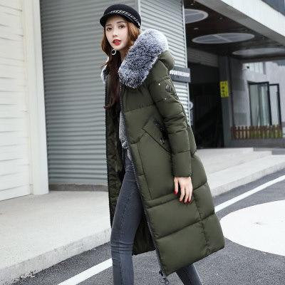 a-shimooka一番やすい  ダウンジャケット 女性 ガールズ レディーズ 長袖 厚い 防寒 ファー付き ジッパー 帽子付き リバーシブル  長い モコモコ 裏起毛