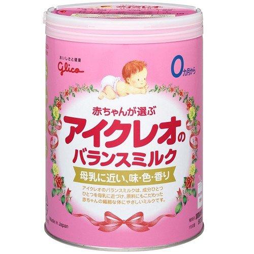 アイクレオ アイクレオのバランスミルク 8...