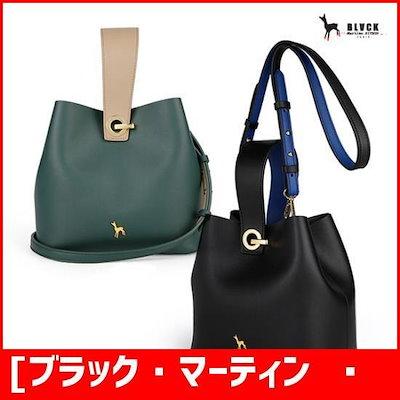 [ブラック・マーティンシッボン(かばん)]Vielle Tote Bag GAYX352EL /トートバッグ / 韓国ファッション / Tote bags