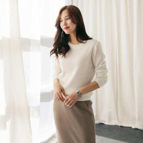 るみさんるみさんマカロンソフトシンプル・ニット ニット/セーター/ニット/韓国ファッション