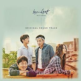 韓国音楽 ユン・シユン、イ・セヨン、チャ・テヒョン主演のドラマ「最高の一発 O.S.T」 OSTD806