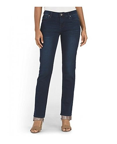 Kut from the Kloth Womens Stevie Straight Leg Jean - Sz 4