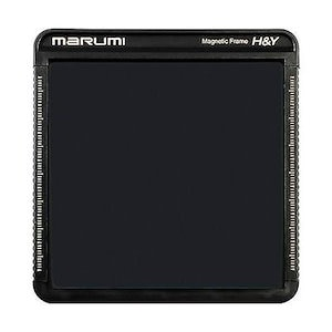 Marumi 100mm Reverse Grad ND16 Magnetic Filter Schott Glass H/&Y 100 x 150mm Hot Swap Neutral Density ND16 GND 4 Stop Made in Japan