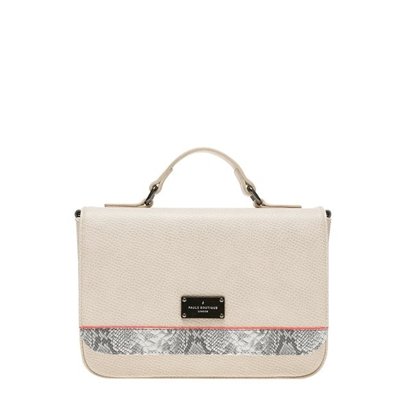 [韓国直送] [PAULS BOUTIQUE LONDON(ポールズ ブティック)] middle nicole / Light beige