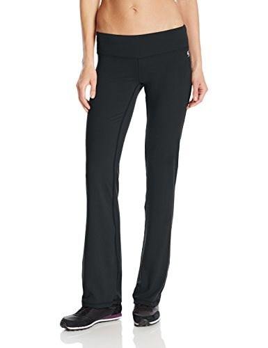 MJ Soffe Womens Boot Pant, Black, Large