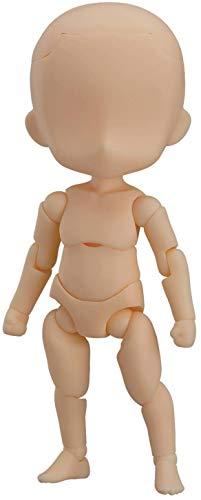ねんどろいどどーる archetype:Boy [almond milk] ノンスケール ABS &PVC製 塗装済み可動フィギュア