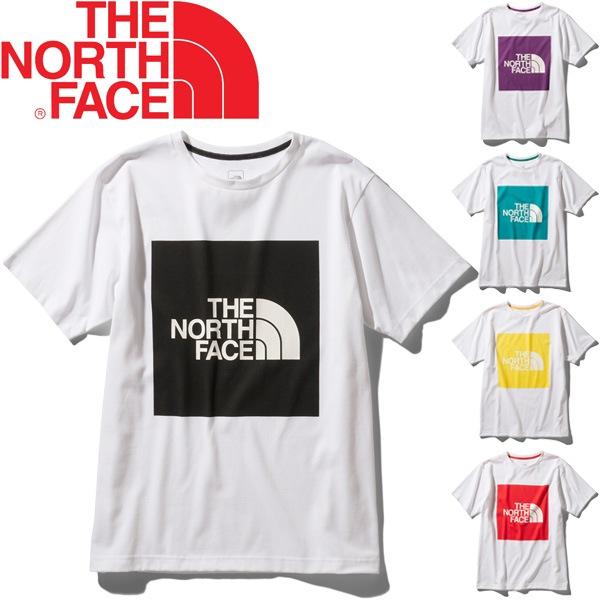 Tシャツ 半袖 メンズ ノースフェイス THE NORTH FACE カラード ティー/アウトドア プリントT 半袖シャツ スポーツ トップス/NT32043