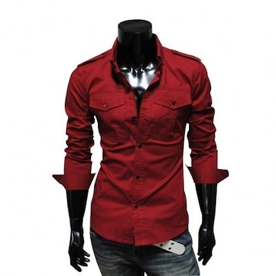 SunShine New Brand Hot Fashion Men s Casual Tencel Slim Fit Stylish Shirts Long Sleeves Double Pocke
