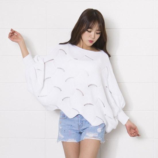 のエゴイストカオリピッフェミニンPOEG2KL362 ニット/セーター/韓国ファッション
