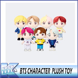BTS / POP-UP HOUSE OF BTS / CHARACTER  PLUSH TOY /  バンタン / ばんたん / 人形 / 公式グッズ
