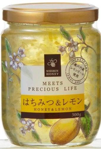 日新蜂蜜 はちみつ&レモン 300g