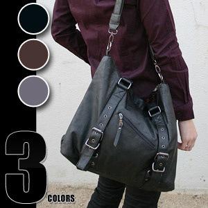 【2WAYデザインバッグ】お兄系バッグ メンズバッグ サロン系 2WAY トートバッグ ショルダーバッグ バッグ 鞄 かばん ボストンバッグ カジュアルバッグ ファッション 通販