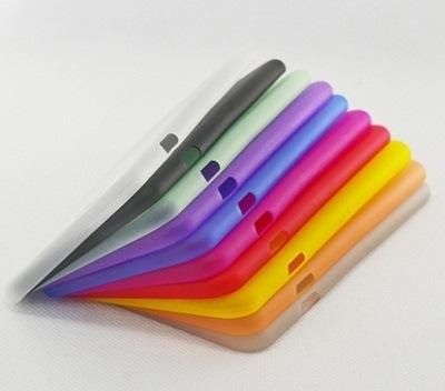 iPhone 6s/iPhone6 4.7インチ用 超極薄 厚さ0.3mm PP材質カバー 保護ハード ケース/クリアケース/薄型 スリム 背面カバー 10色選択可能!【管理番号:A356】