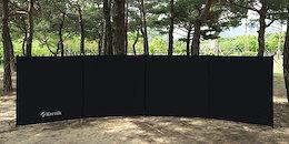 キャンプ 風よけ タープ ウインドスクリーングランピング 陣幕  キャンプ場でのプライバシー保護