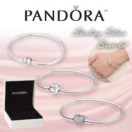 c04dcda26 カートクーポン使用可能☆(3種) パンドラ PANDORA ブレスレット (590702HV /