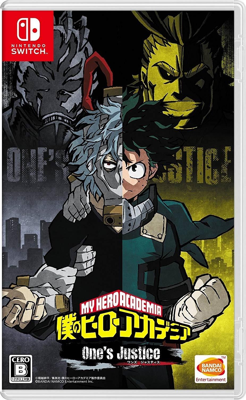 僕のヒーローアカデミア One's Justice [Nintendo Switch]