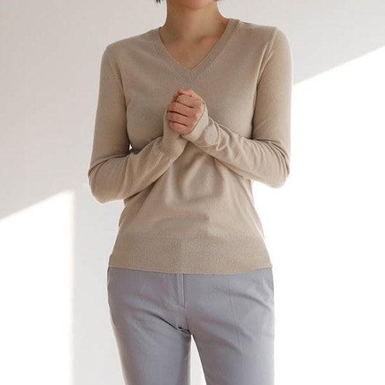 エンピオナスティVネク・ニットsrcLangTypeko ニット/セーター/ニット/韓国ファッション