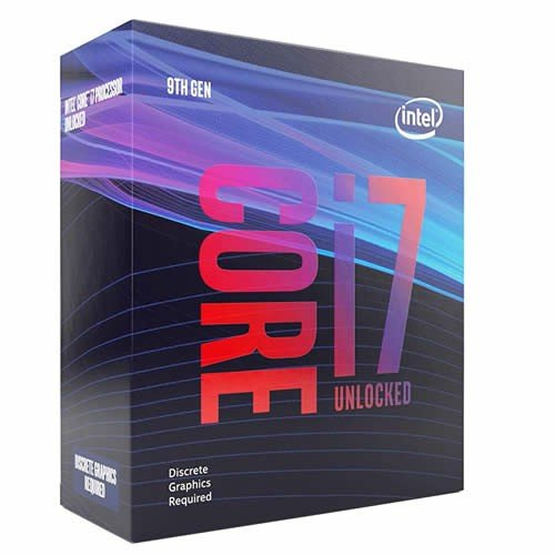 Core i7 9700KF BOX