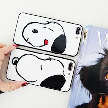 iPhoneケース スヌーピー スマホケース snoopy キャラクター iphone7 / 7plus iphone8 / 8plus iphonex / iPhonexs iPhoneXR 対応