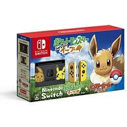Nintendo Switch ポケットモンスター Let's Go! イーブイセット