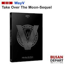 韓国版 WayV mini2集続編[Take Over The Moon-Sequel] ポスターなしでお得 ウェイションブイ 韓国チャート反映