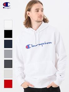 チャンピオン CHAMPION スウェット パーカー レディース メンズ ユニセックス トップス Cロゴ 無地 プルオーバー スウェットシャツ ベーシック ルームウェア 部屋着 ジム C3-J117