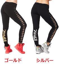 ZUMBA ヨガパンツ ズンバウェア トレーニング フィットネス エアロビクス ズボン エアロビクスウェア ランニングウェア 美脚 ダンス衣装 ズボン