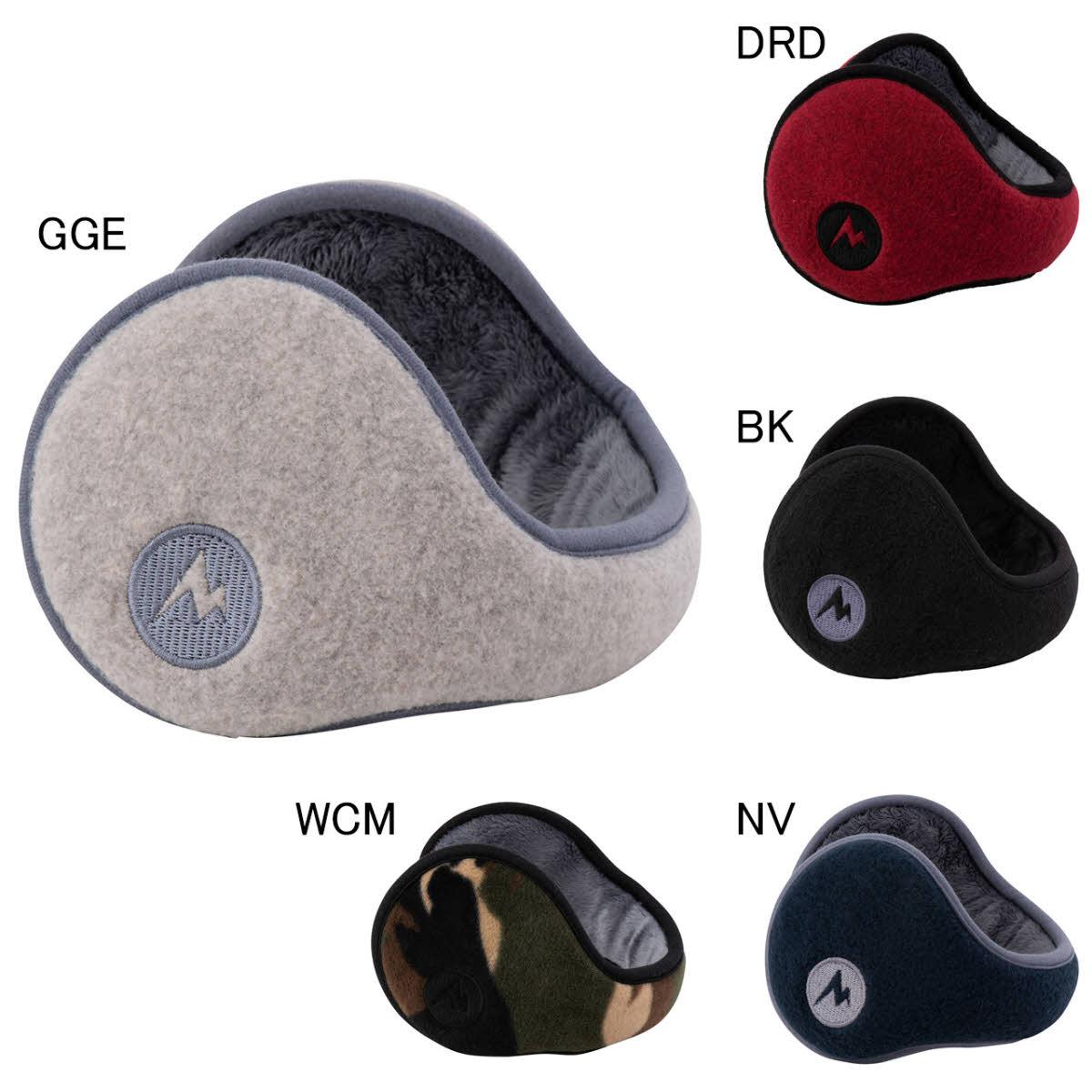 マーモット (Marmot) ヒートナビ イヤーゲイター(HEAT NAVI Ear Gaiter) TOAOJG85 [分類:メンズファッション イヤーウォーマー・防寒小物]