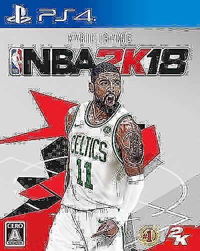 NBA 2K18 [PS4] 製品画像