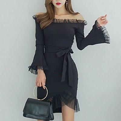韓国ファッション お呼ばれ 30代 オルチャン ワンピース お呼ばれ ワンピース レディース ワンピース ドレス ドレス 20代 マタニティ 激安 オルチャンファッション 結婚式 40代