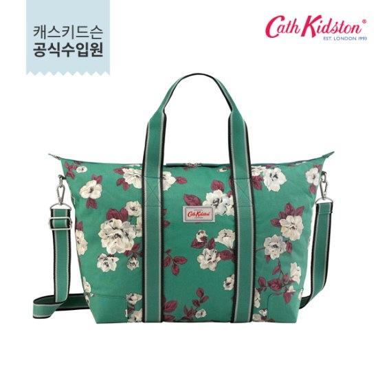 キャスキドゥスン雑貨クレセントローズオーバーナイト・バッグジェード・グリーンCKBT724456 トートバッグ / 韓国ファッション / Tote bags
