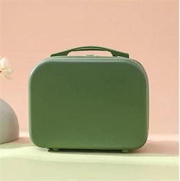 韓国ファッション デザインセンス 大人気 旅用 機能的 超軽量 スーツケース  簡単 ファスナータイプ  750G 14インチ