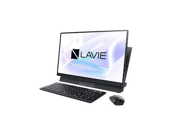 LAVIE Desk All-in-one DA600/MAB PC-DA600MAB