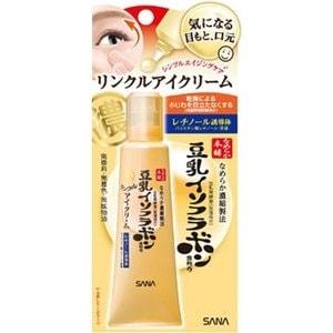 サナ なめらか本舗 豆乳イソフラボン含有のリンクルアイクリーム 25g 製品画像