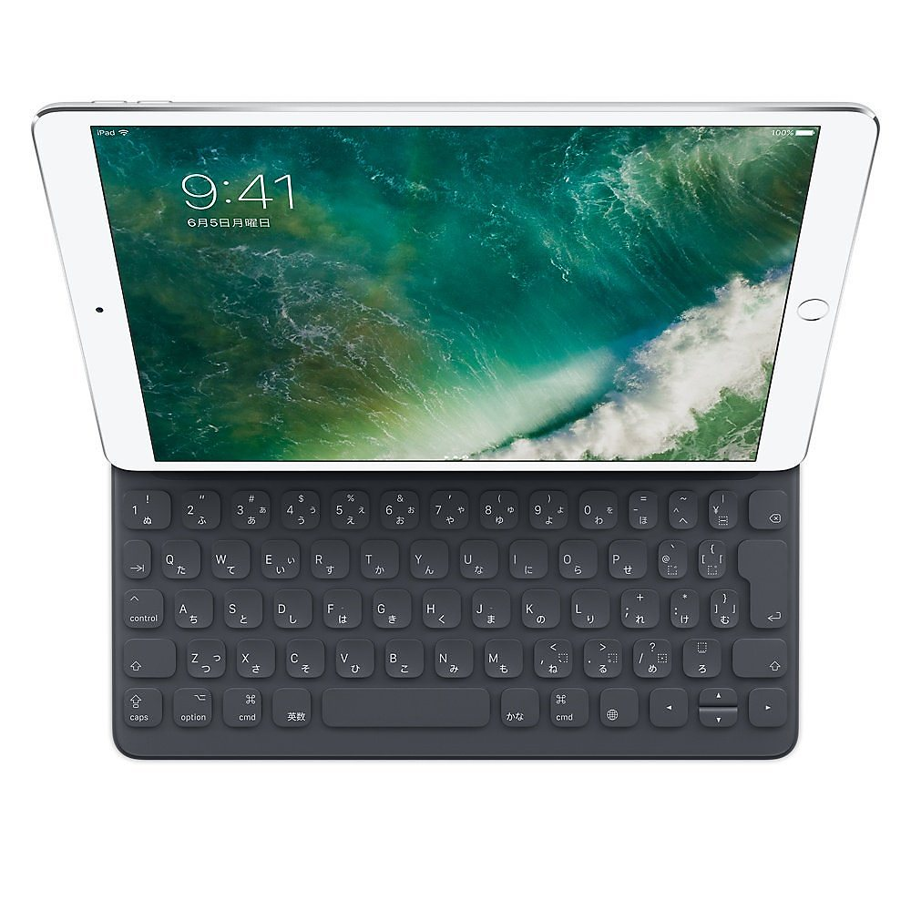 アップル Apple 12.9インチiPad Pro用Smart Keyboard - 日本語(JIS) MNKT2J/A
