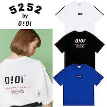 [OIOI] 19SS HOT SUMMER 新商品/ LOGO TAPING T-SHIRTS/韓国人気商品