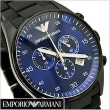 エンポリオ アルマーニ EMPORIO ARMANI クロノクォーツ 腕時計 AR5921