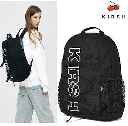 【KIRSH正規品】 KIRSH POCKET SPORTS BACKPACK KS[BLACK]