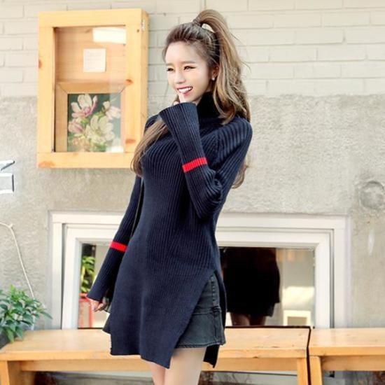 プラン第二行き来するようにプラン第二フライデーニット ニット/セーター/ニット/韓国ファッション