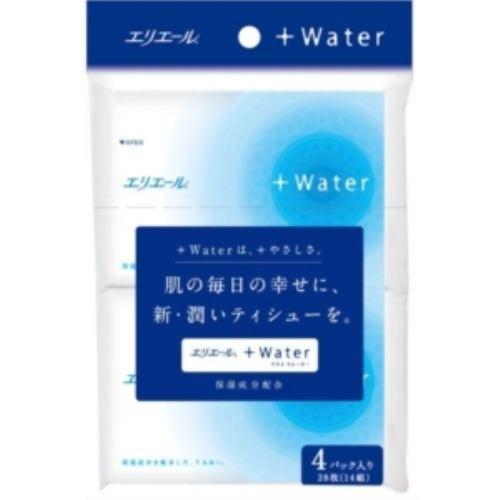 エリエール+Water ポケット 4パック
