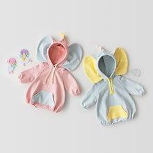 9e6cbdbf78786 2019春と秋の子供服、韓国の男性と女性の赤ちゃんかわいい