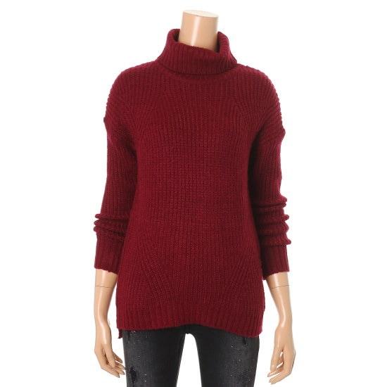 ジジピエクスタートルネックベーシックニートGFDCKP942F ニット/セーター/韓国ファッション